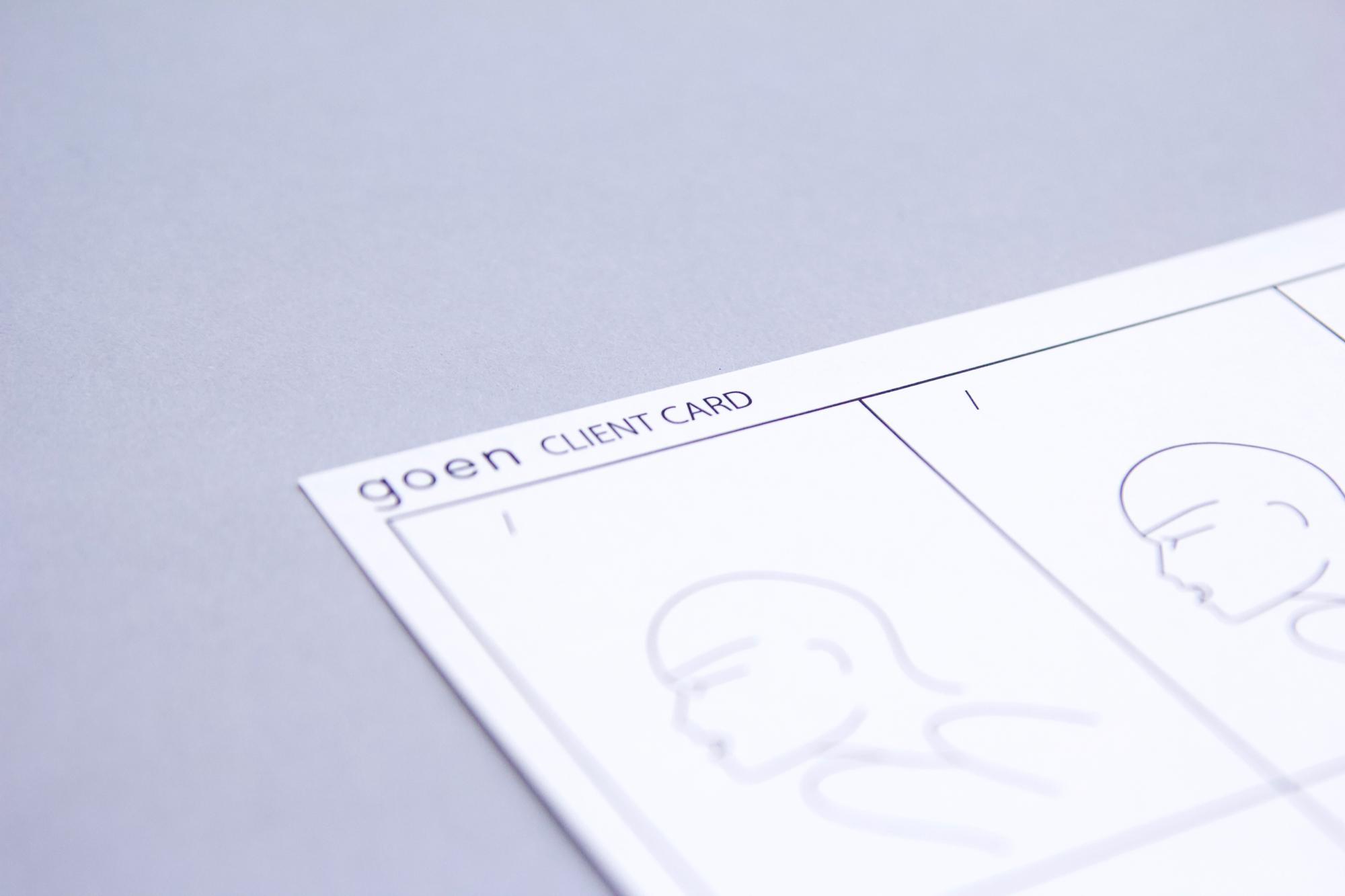 ヘアーサロン ツールデザイン |オープンDM &クライアントカード|オープンDM &クライアントカード